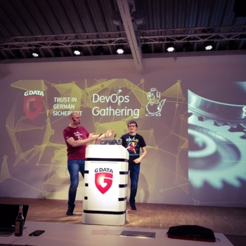 DevOps Gathering: Conference Day 1