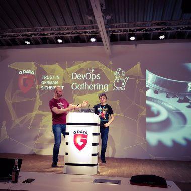 DevOps Gathering: Conference Day 1