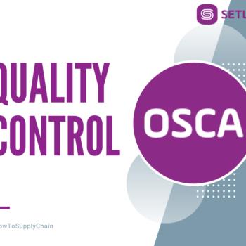 OSCA's Quality Control