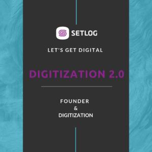 """""""Let's get digital"""""""