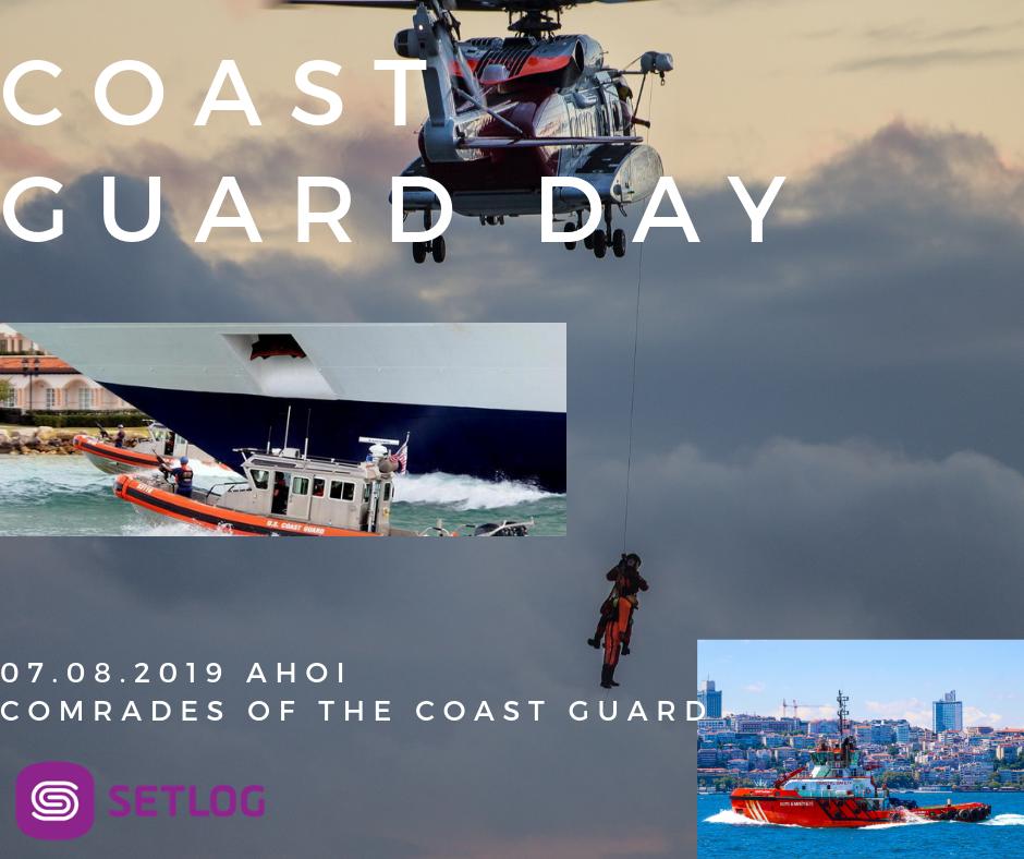 Ahoi, comrades of the Coast Guard