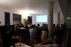 Meetup Digital Innovation Ruhr August 2019 Setlog