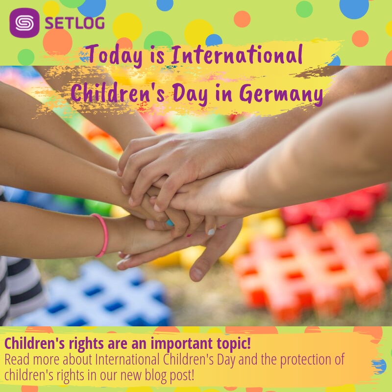 International Children's Day at Setlog