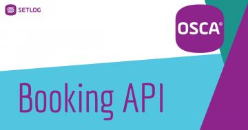 OSCA®'s Booking API