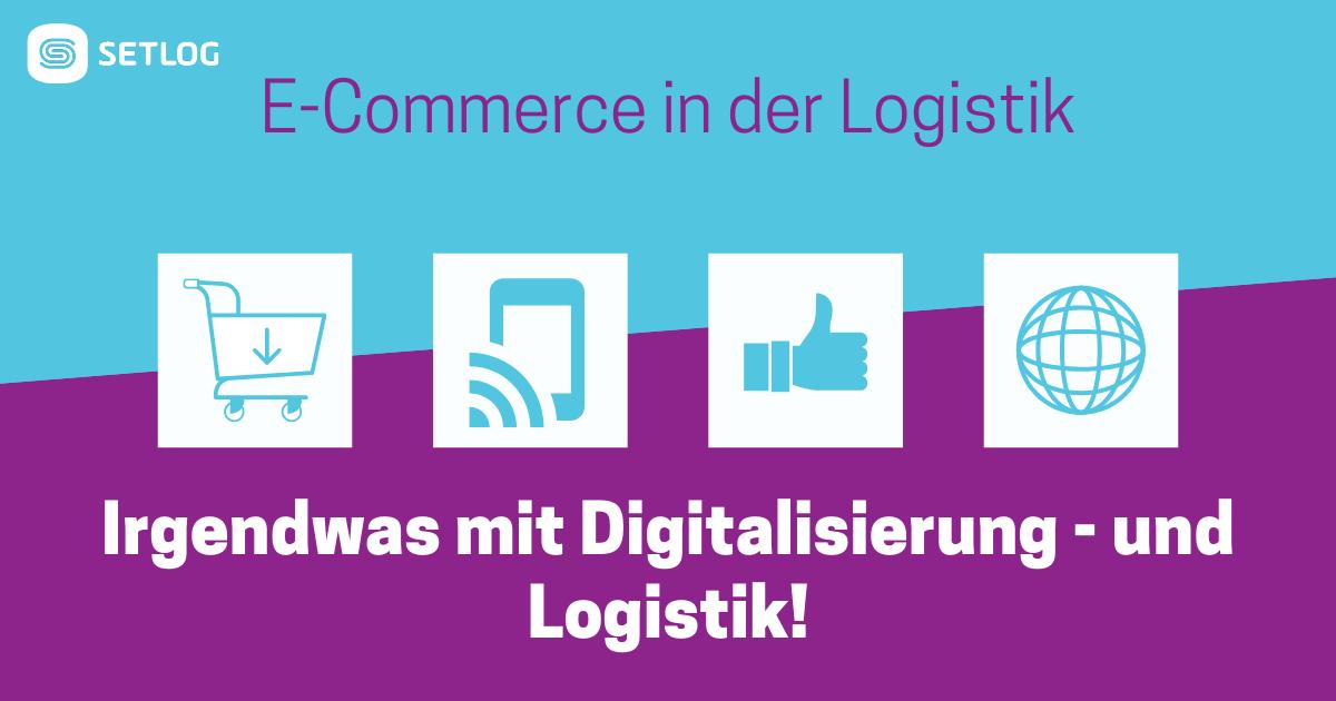 Irgendwas mit Digitalisierung - und Logistik!