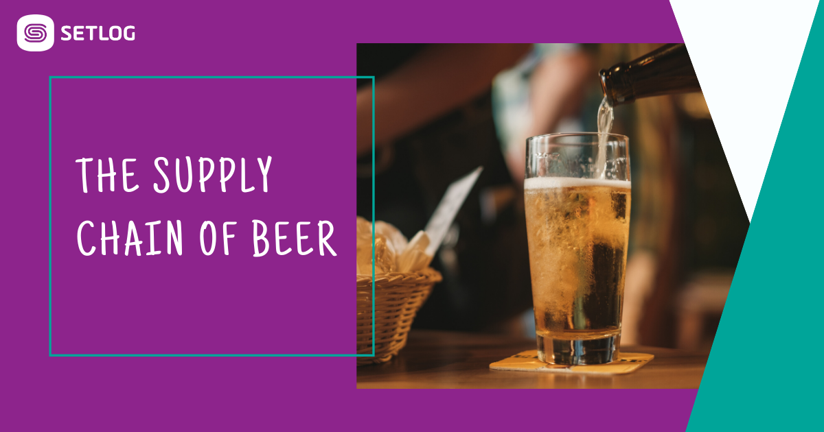 The Supply Chain of Beer