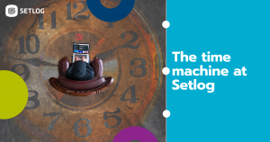 The time machine at Setlog
