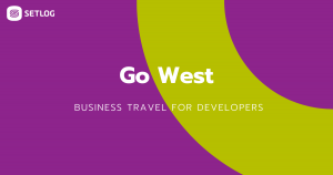 Business travel for developers  - Go West