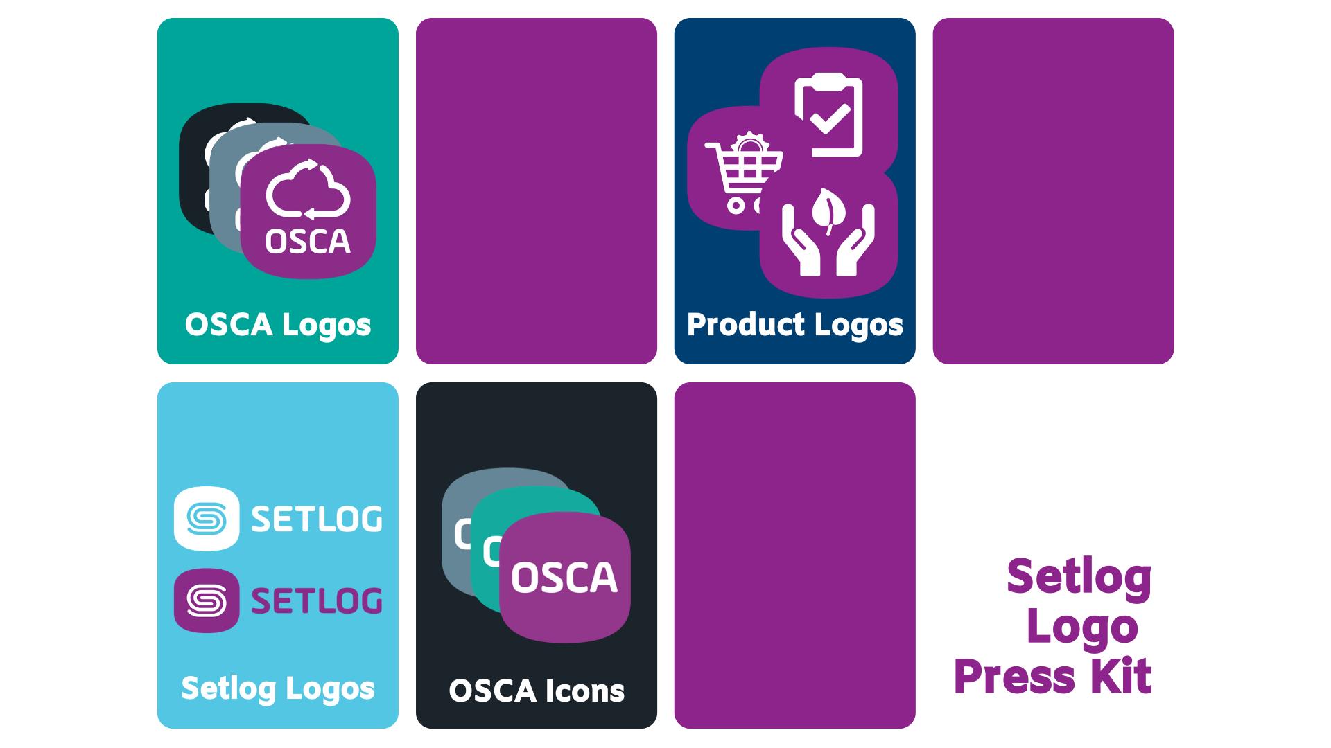 Setlog Logo Presse Kit für Supply Chain News