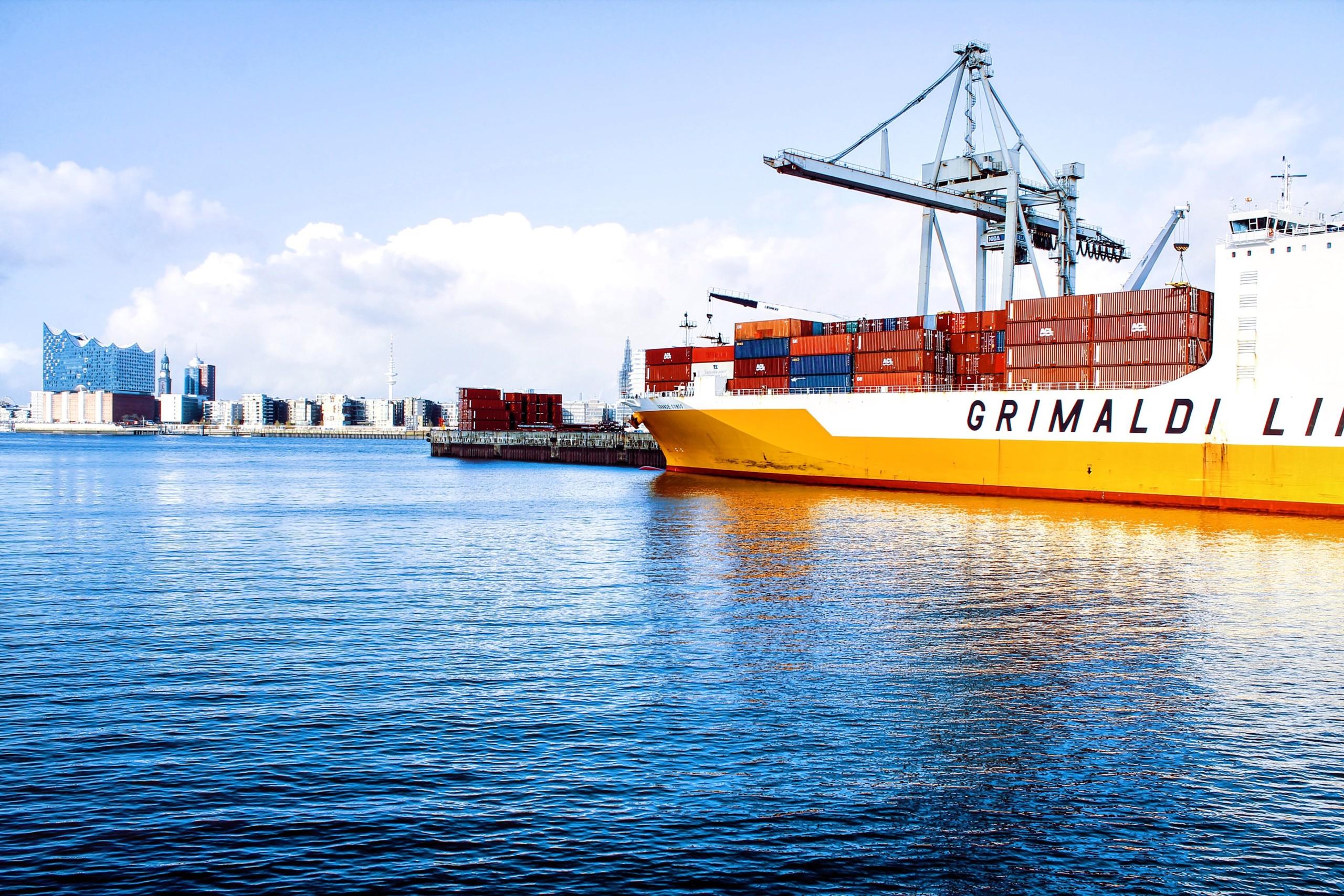 Eine sichere Lieferkette OSCA Logistics