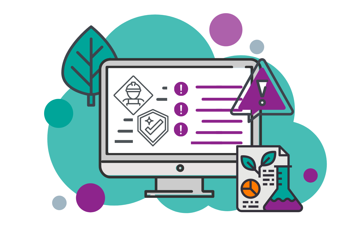 digitale Supply Chain Management Software fürs Lieferkettengesetz mit OSCA CSR