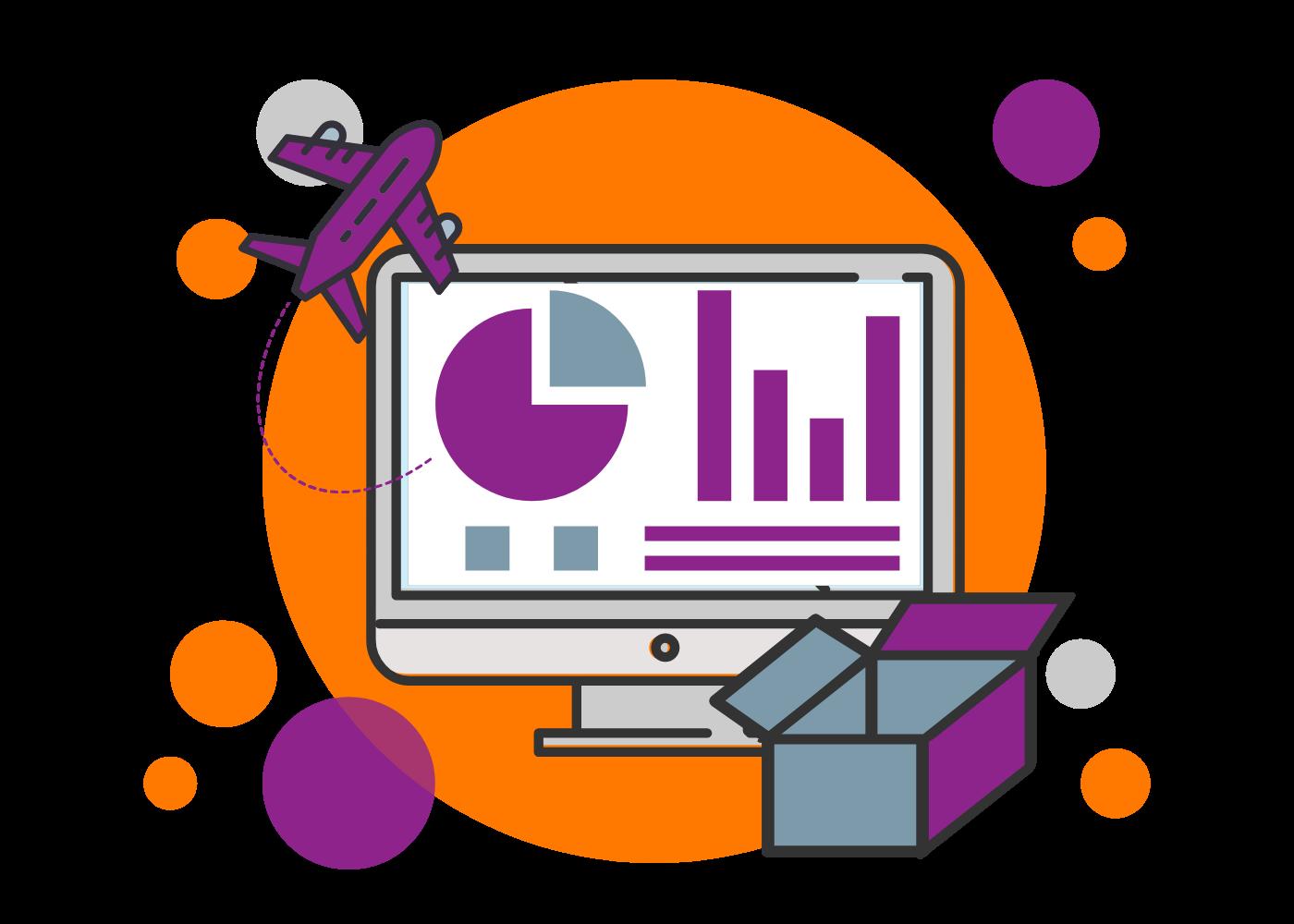 digitale Supply Chain Management Software für sichere Lieferkette OSCA Logistics