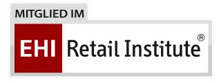 Setlog ist Mitglied im EHI Retail Institute