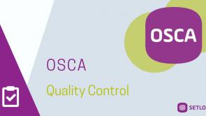 Beitragsbild OSCA Quality Control