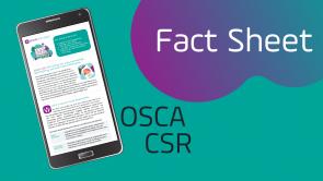 Setlog OSCA CSR Fact Sheet für Lieferkettengesetz