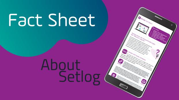 Setlog Fact Sheet EN