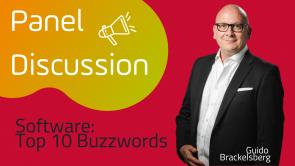 Panel Discussion Guido Brackelsberg Buzzwords